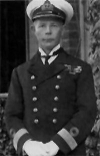 "Photograph of Admiral ""Monkey"" Stephenson"